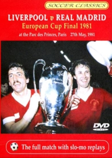1981 European Cup Final - Liverpool V Real Madrid, DVD  DVD