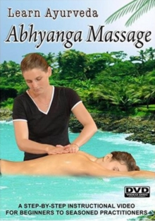 Learn Ayurveda: Abhyanga Massage, DVD  DVD
