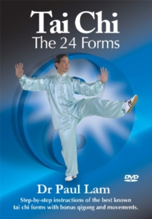 Tai Chi - The 24 Forms With Dr Paul Lam, DVD  DVD