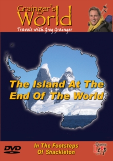 Island at the End of the World - In the Footsteps of Shackleton, DVD  DVD