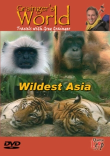 Wildest Asia, DVD  DVD