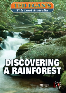 Ted Egan's This Land Australia: Discovering a Rainforest, DVD  DVD