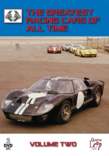 The Greatest Racing Cars of All Time: Volume 2, DVD DVD