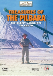 Treasures of the Pilbara - The Oldest Landscape On Earth, DVD  DVD