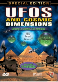 UFOs and Cosmic Dimensions: A Chance for Mankind, DVD  DVD