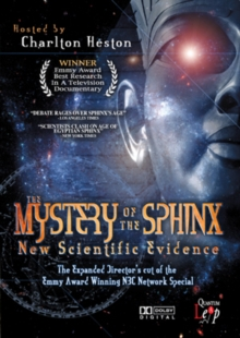 The Mystery of the Sphinx, DVD DVD