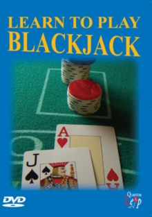 Learn to Play Blackjack, DVD  DVD