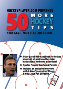 50 More Ice Hockey Tips, DVD  DVD