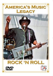 America's Music Legacy: Rock 'N' Roll, DVD  DVD
