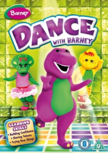 Barney: Dance With Barney, DVD  DVD
