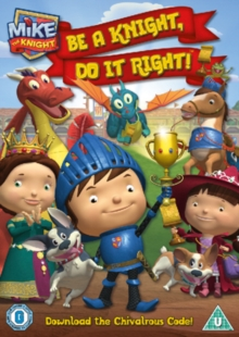 Mike the Knight: Be a Knight, Do It Right, DVD  DVD