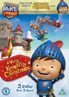 Mike the Knight: A Very Knightly Christmas, DVD  DVD