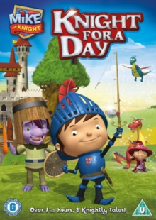 Mike the Knight: Knight for a Day, DVD  DVD