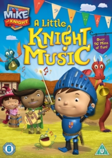 Mike the Knight: A Little Knight Music, DVD  DVD