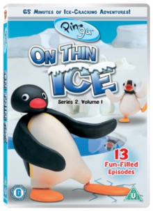 Pingu: On Thin Ice, DVD  DVD