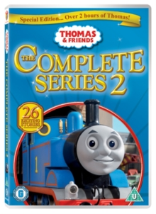 Thomas & Friends: The Complete Series 2, DVD DVD