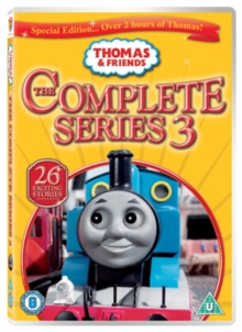 Thomas & Friends: The Complete Series 3, DVD DVD