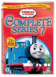 Thomas & Friends: The Complete Series 7, DVD DVD