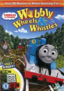 Thomas the Tank Engine and Friends: Wobbly Wheels and Whistles, DVD  DVD
