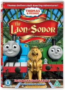 Thomas the Tank Engine and Friends: The Lion of Sodor, DVD  DVD