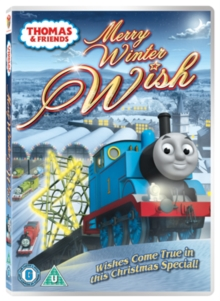 Thomas & Friends: Merry Winter Wish, DVD DVD
