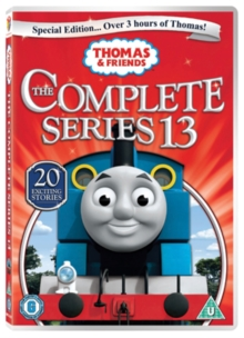 Thomas & Friends: The Complete Series 13, DVD DVD
