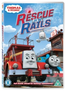 Thomas & Friends: Rescue On the Rails, DVD DVD