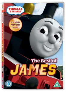Thomas & Friends: The Best of James, DVD DVD