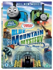 Thomas & Friends: Blue Mountain Mystery - The Movie, DVD DVD