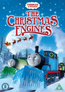 Thomas & Friends: The Christmas Engines, DVD DVD