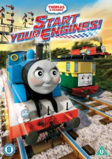 Thomas & Friends: Start Your Engines, DVD DVD
