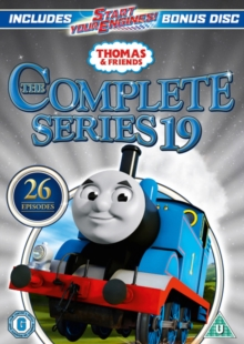 Thomas & Friends: The Complete Series 19, DVD DVD