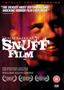 The Great American Snuff Film, DVD DVD