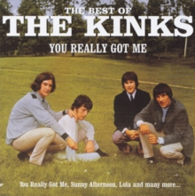 You Really Got Me: The Best of the Kinks, CD / Album Cd