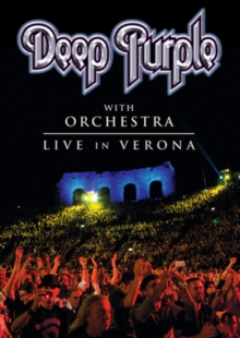 Deep Purple: Live in Verona, DVD  DVD