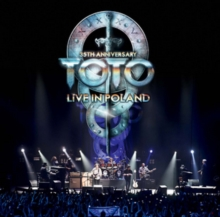 Toto: 35th Anniversary Tour - Live in Poland, DVD  DVD