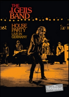 The J. Giels Band: House Party Live in Germany, DVD DVD