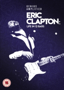Eric Clapton: A Life in 12 Bars, DVD DVD