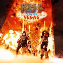 Kiss: Rocks Vegas - Live at the Hard Rock Hotel, DVD DVD