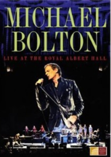 Michael Bolton: Live at the Royal Albert Hall, DVD DVD