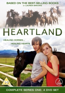 Heartland: The Complete First Season, DVD  DVD