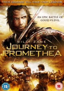 Journey to Promethea, DVD  DVD
