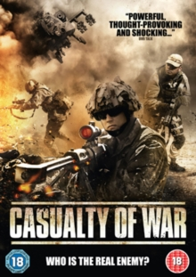 Casualty of War, DVD  DVD