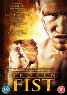 Broken Fist, DVD  DVD