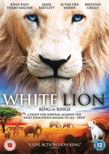 White Lion, DVD  DVD