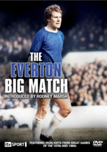 Everton FC: Big Match, DVD  DVD