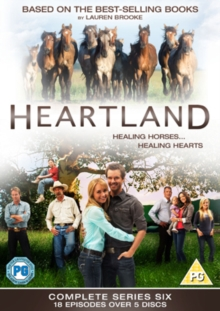 Heartland: The Complete Sixth Season, DVD  DVD