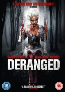 Deranged, DVD  DVD