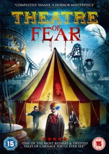 Theatre of Fear, DVD  DVD