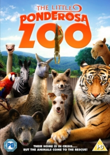 The Little Ponderosa Zoo, DVD DVD